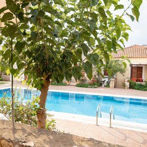 Erietta studios apartments - Stoupa Mani Hotels - Messinia - Holidays Greece - Exterior
